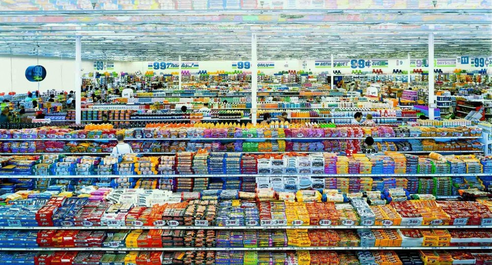 99 Cents By A Gursky Music From Buddy Stuart